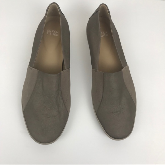 EILEEN FISHER Flat Loafer Shoes Size 9